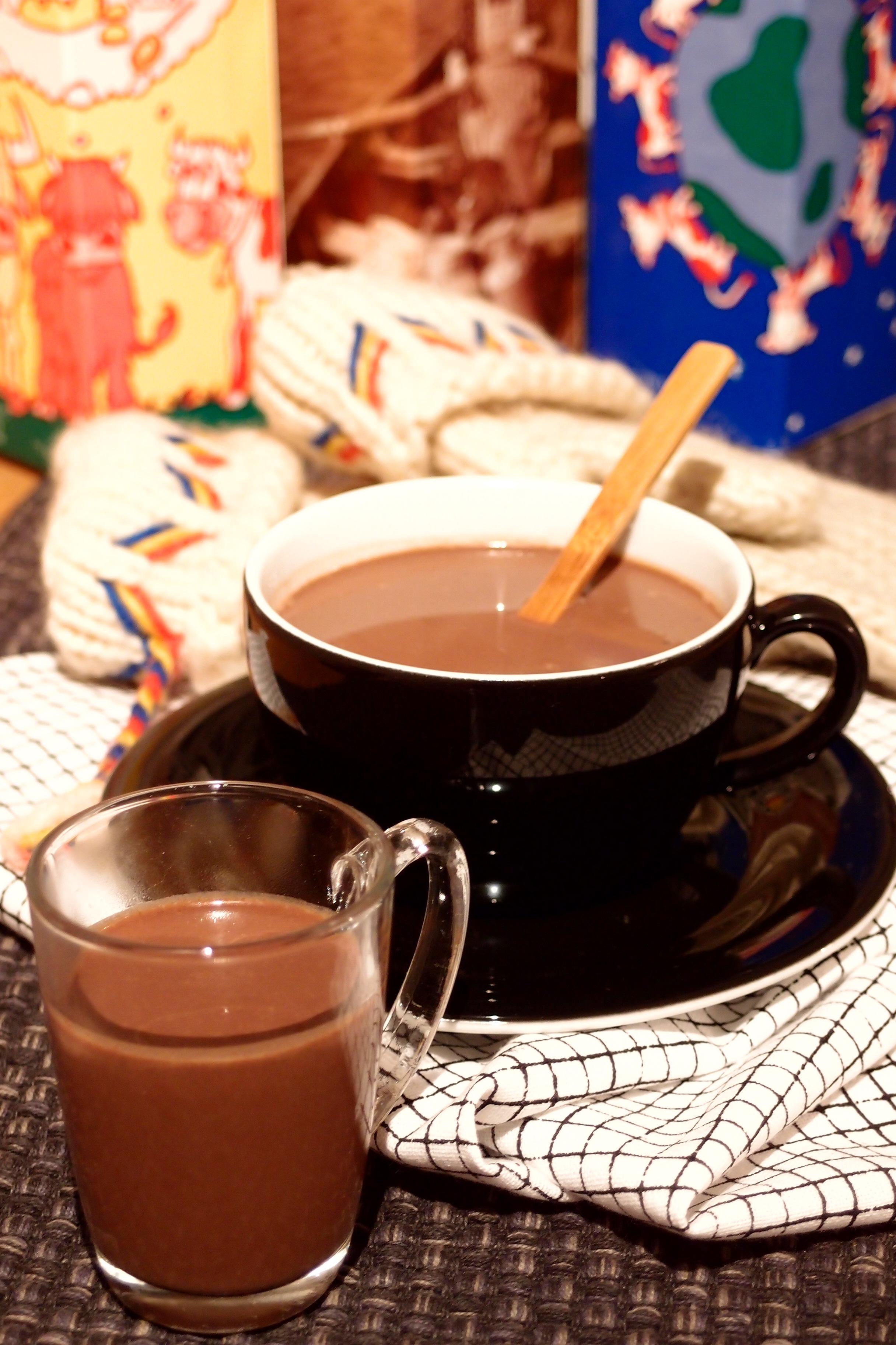 varm choklad stockholm