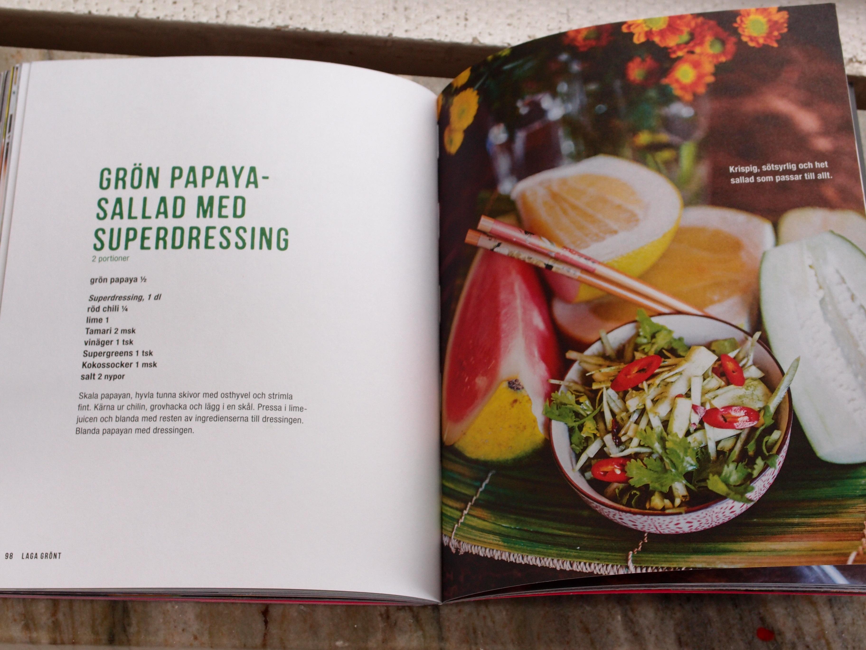 fresh foodie recept